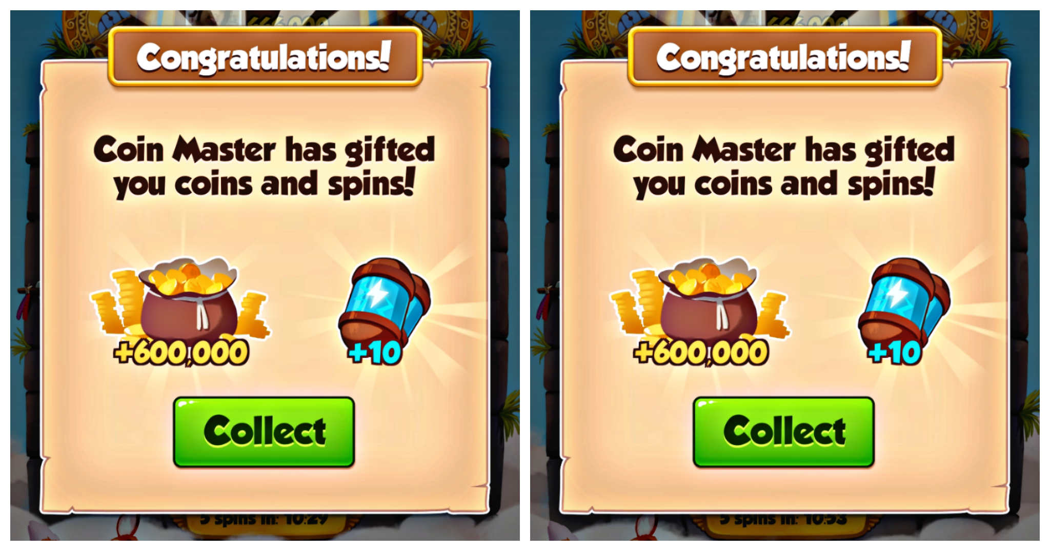 Spin free Coin master