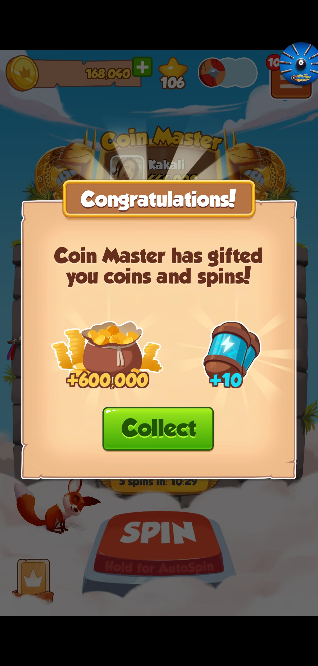 Coin Master Free Links