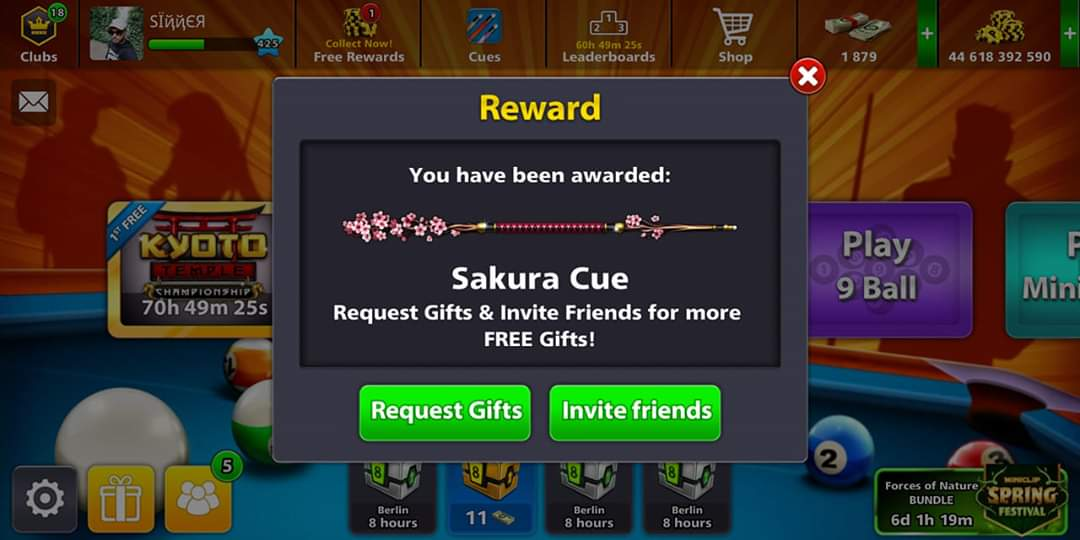 8Ball Pool Free Coin Links